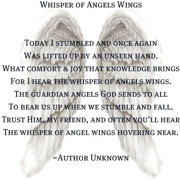Whispers of Angels Wings ♥