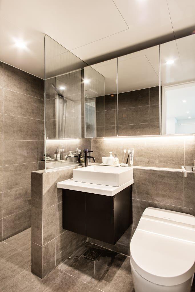 Moderne badezimmer von 봄디자인 Badezimmer Pinterest