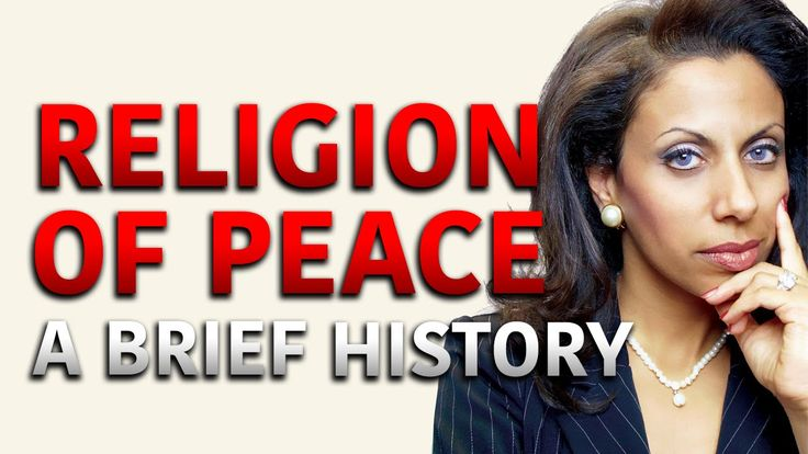 Religion of Peace: A Brief History of Islam - Brigitte Gabriel #islam #r...