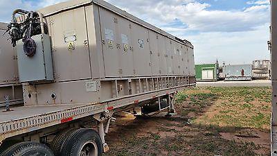 Rolls Royce Allison 501KB 3500 KW 12500/13200V 60HZ Mobile Unit