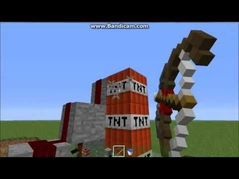 Redstone guide del 1: grisslaktar maskin - YouTube