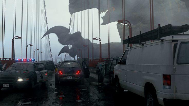 El primer #Kaiju tomó tierra en #SanFrancisco. Entonces supimos que esto no iba a parar. #PacificRim