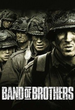 Band Of Brothers. Not really a movie but still good.