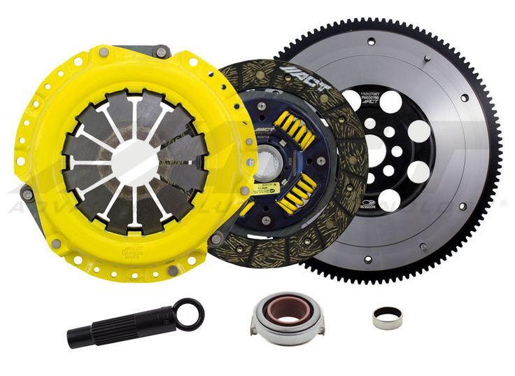 Advance Clutch 2012 Honda Civic Sport/Perf Street Sprung Clutch Kit (ACT Flywheel included in kit)
