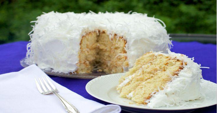 El Pastel de Coco es uno de los pasteles más tradicionales. Muchos se preguntan como es la receta para poder hacer sencillamente ...