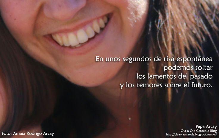Ola a ola ... caracola blog: La risa: una medicina gratis y un placer contagioso