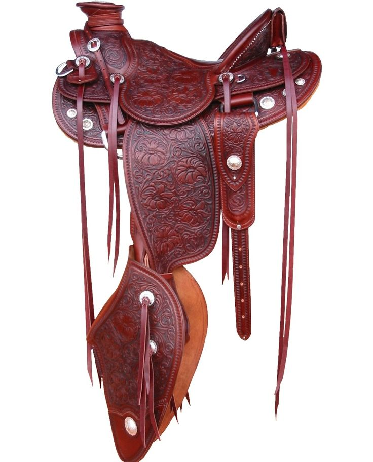how to make a crafted saddle