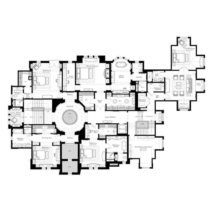 138 best house plans images on Pinterest | Dream house plans ...