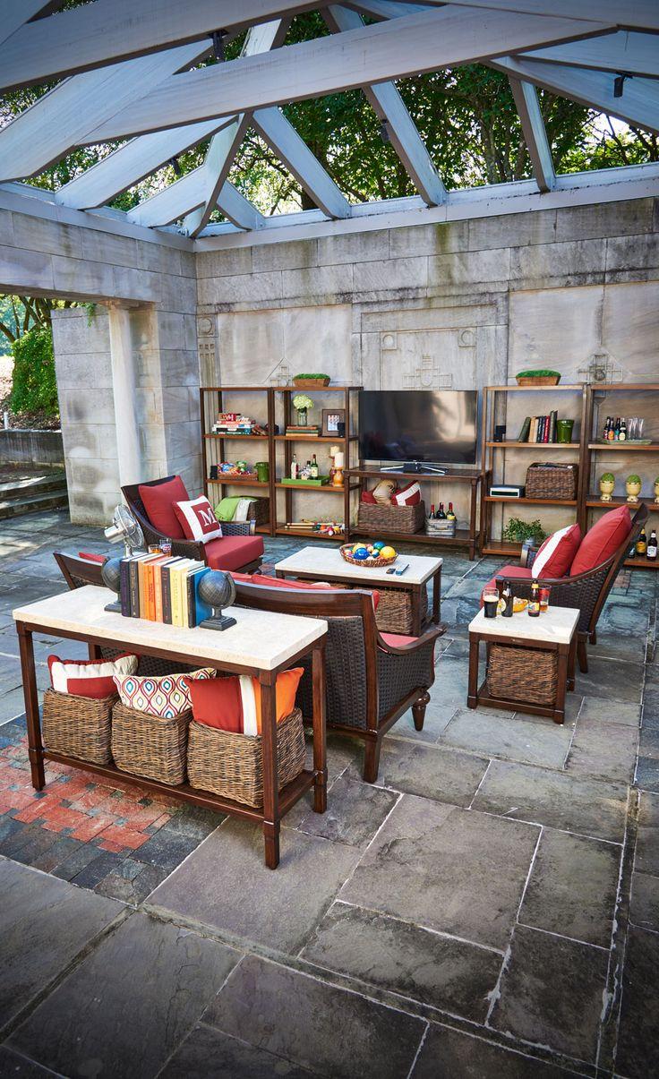 99 Best Outdoor Furniture Peak Season Images On Pinterest Outdoor Furniture Accent Pillows