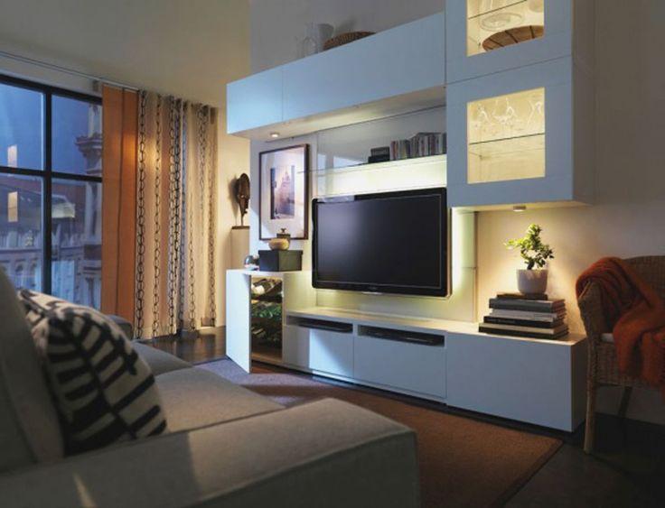 Best 25+ Ikea tv ideas on Pinterest | Ikea tv stand, Ikea white ...