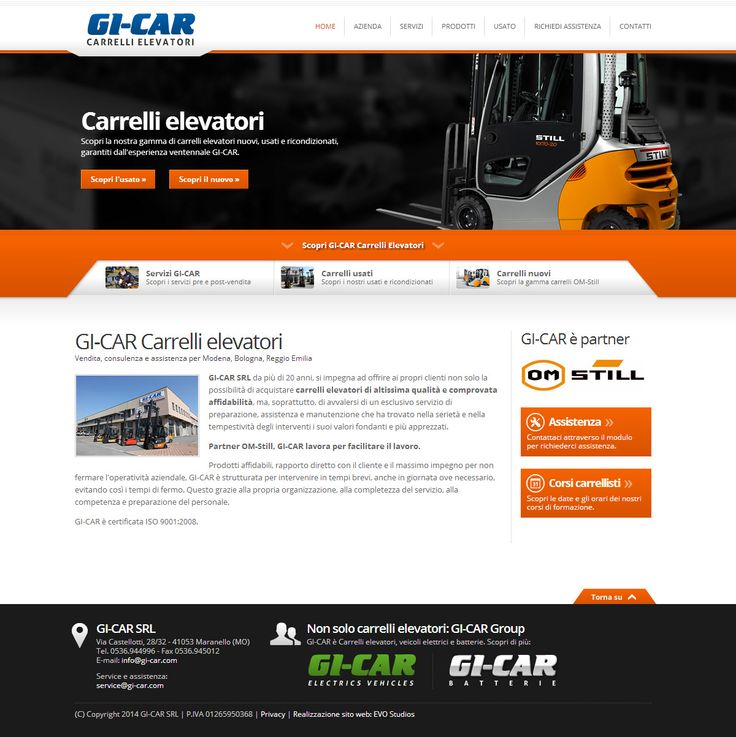GI-CAR Carrelli Elevatori www.gi-car.com