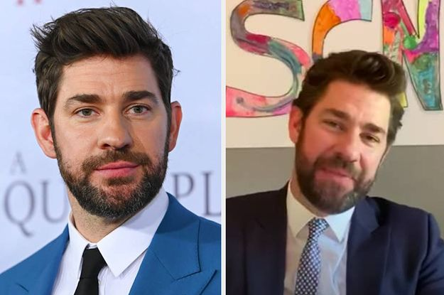 John Krasinski Explained Why He Sold Some Good News After Receiving Intense Backlash From Fans In 2020 John Krasinski Things To Sell Good News