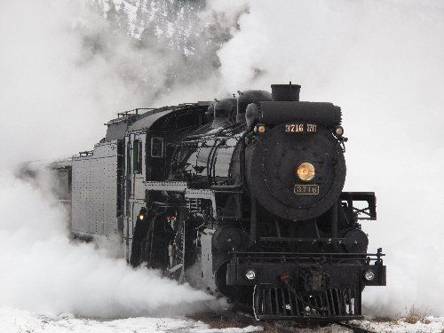 Kettle Valley Steam Railway, Summerland BC