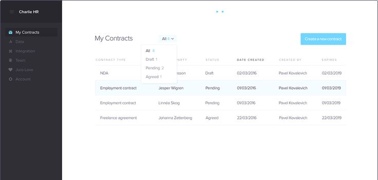 Smart Automation for Sales Contracts | Juro