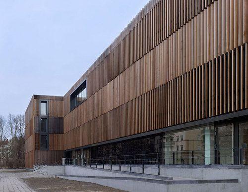 Peter W. Schmidt Architekt BDA — Central Library Friedrichshain-Kreuzberg