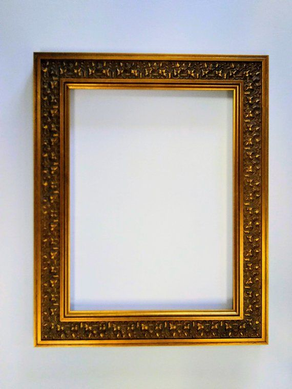 12 x 16 Gold-Leaf-Wood Well-Made-in-USA-Picture-Frame-New in 2018 ...