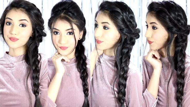 Hallo, mein Name ist Shanaya. Ich poste Videos über Frisuren wie einfache Frisuren, einfache Frisuren, Frisuren für Mädchen, Frisuren für Anfänger, Frisuren ...