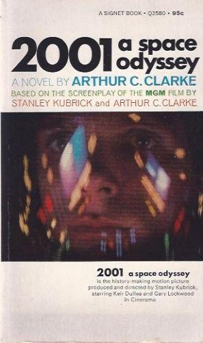 A novel based on the screenplay Arthur C. Clarke 1968