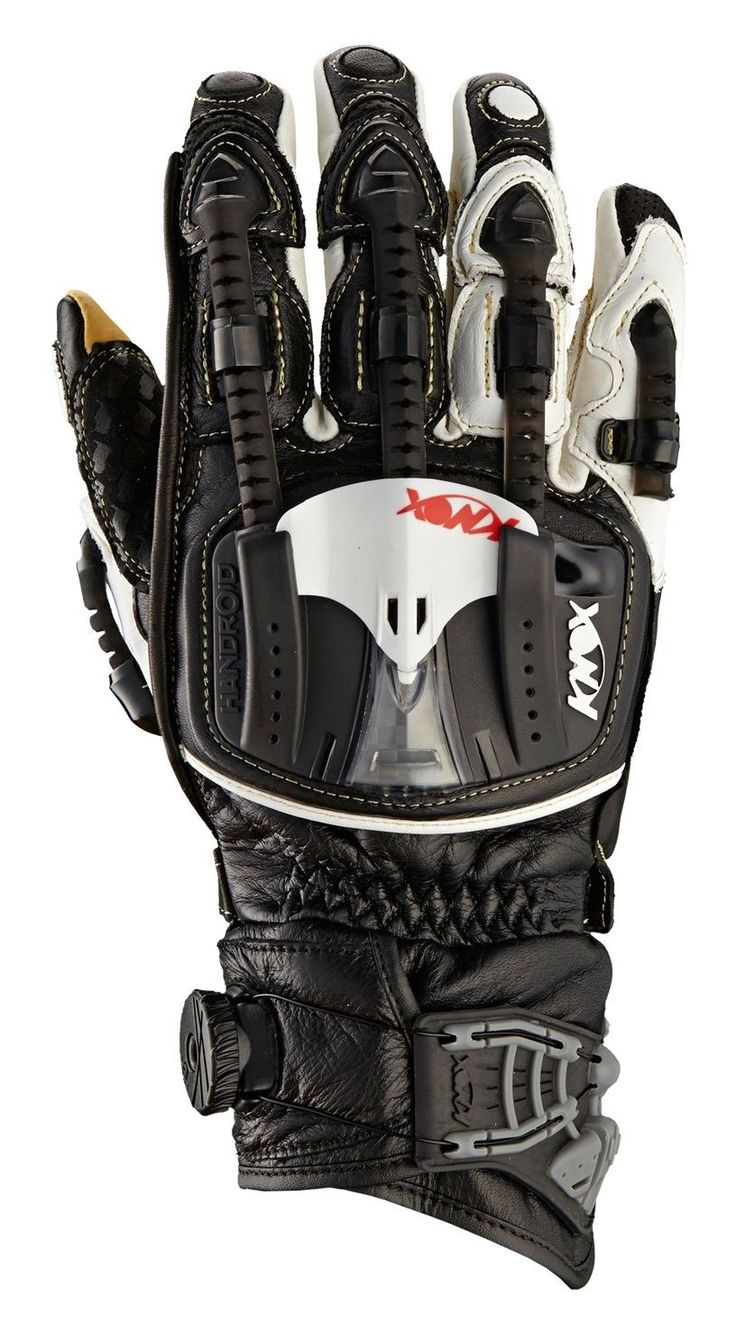 Motorcycle gloves europe - Knox Handroid Pod Mk3 Gloves