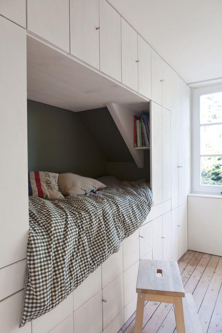 Meer dan 1000 ideeën over slaapkamer verbouwen op pinterest   deur ...