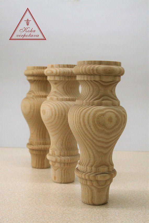Furniture Leg Sofa Wood Coffee Table Wooden