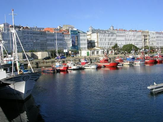A Coruna- One of my best trips. Located in the Galician region of Spain, near Portugal. Beautiful town with excellent food. Take a trip to Santiago de Compestela to see the incredible cathedral.
