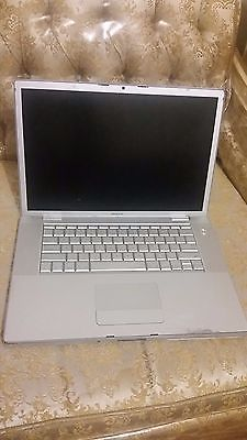FOR PARTS ONLY!! Apple Macbook Pro A1226
