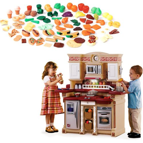 Step 2 Toy Food : Best zoey s xmas kitchen set images on pinterest play