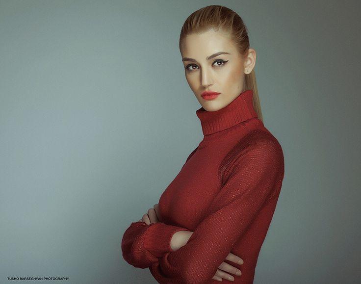 Anna Grigoryan Armenian model and actress