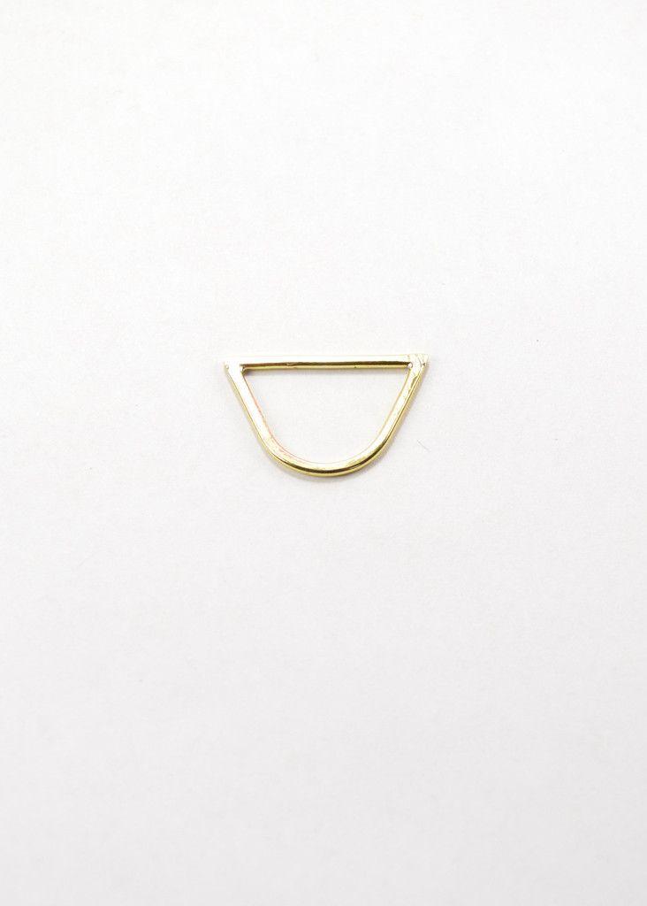 Machete Tide Ring.