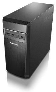 Lenovo H50 (90B700EEUS) Desktop (Black)