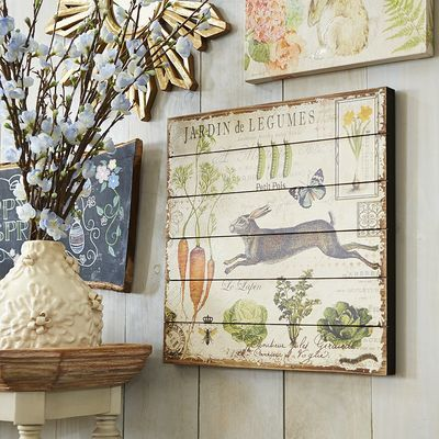 1000 images about a rustic easter on pinterest door for Rustic wall decor pinterest