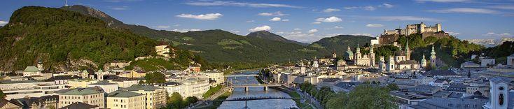 Salzburgo es una de las ciudades culturales más famosas del mundo. La encantadora ciudad barroca con la fortaleza, la catedral y los palacios...