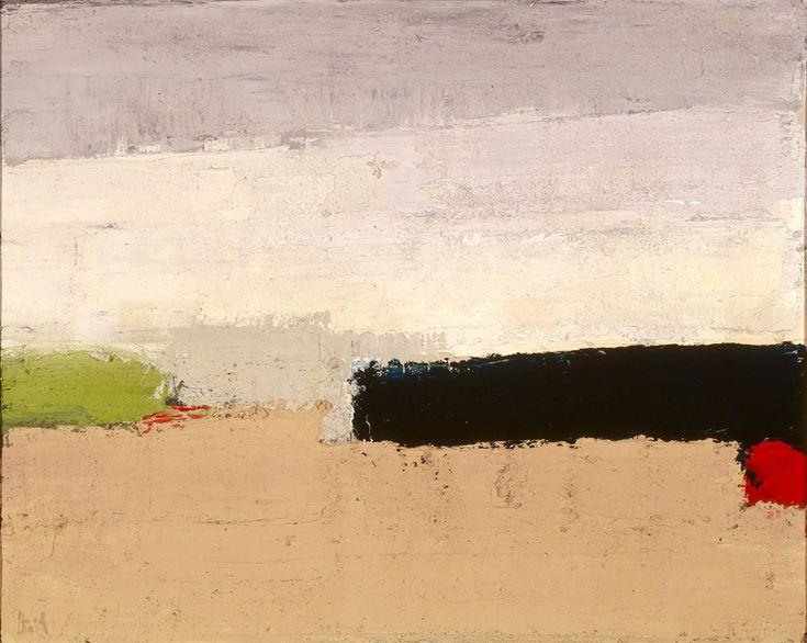 Nicolas de Stael (French, b. Russia, 1914–1955). Landscape [Paysage], 1952.