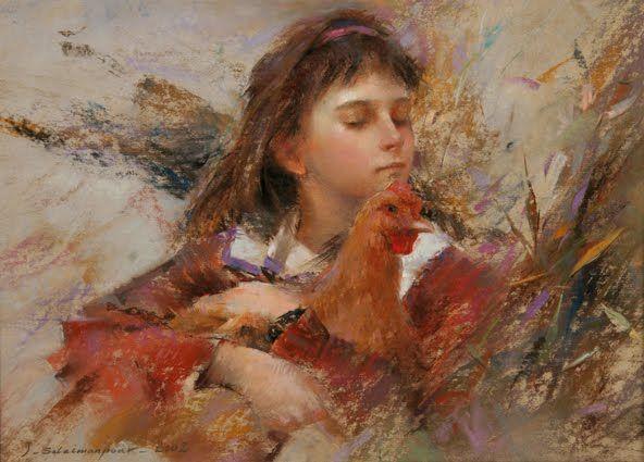 Artodyssey: Javad Soleimanpour - Pastel