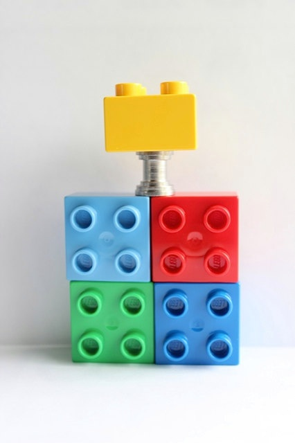 Lego Duplo Kids Drawer Knobs