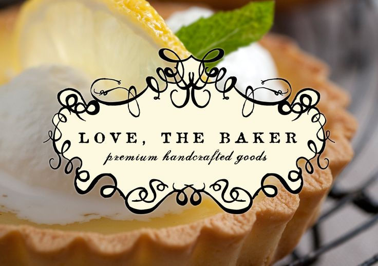 """Check out this @Behance project: """"Love The Baker"""" https://www.behance.net/gallery/37905361/Love-The-Baker"""