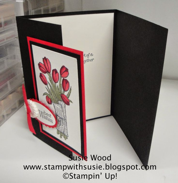 Stamp with Susie: A beautiful Bouquet!