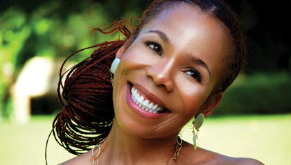 Cedella Marley, daughter of Bob & Rita Marley and author of children's book, One Love