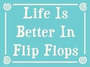 Please summer don't leave! I can't bear to put my flip flops away.....: Dust Wrappers, Books Jackets, Better, Beaches Quotes, Truths, So True, Flip Flops, Living, True Stories