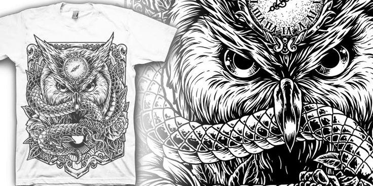 Illuminati Owl Drawing Markusmanson · view gallery