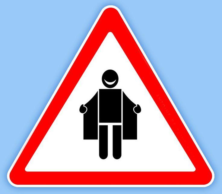 Приколы знаки дорожного движения в картинках