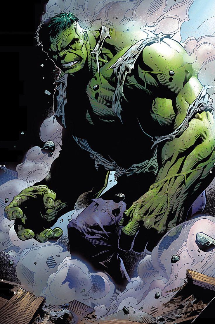 Hulk in Marvel Fact Files #5