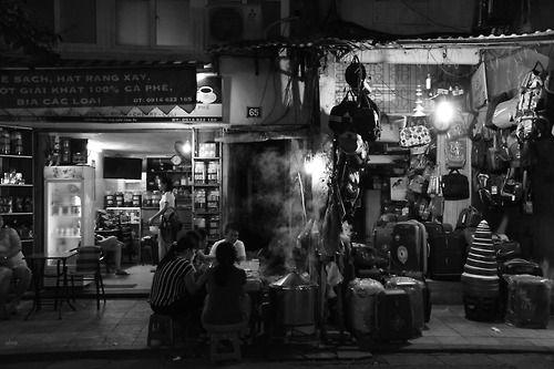 steam, hanoi vietnam june '14