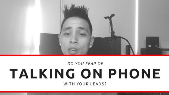 Do you have a fear of talking on phone with your leads? If so, this post will help you out for sure.  If you get value make sure you re-pin  http://successwithpeternguyen.com/do-you-fear-of-talking-on-phone-with-your-leads/