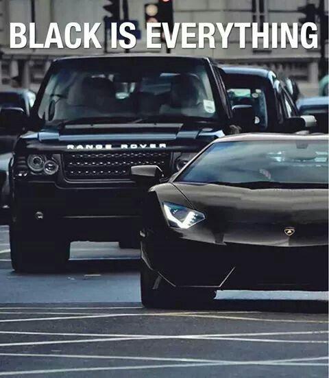 Black don't crack.