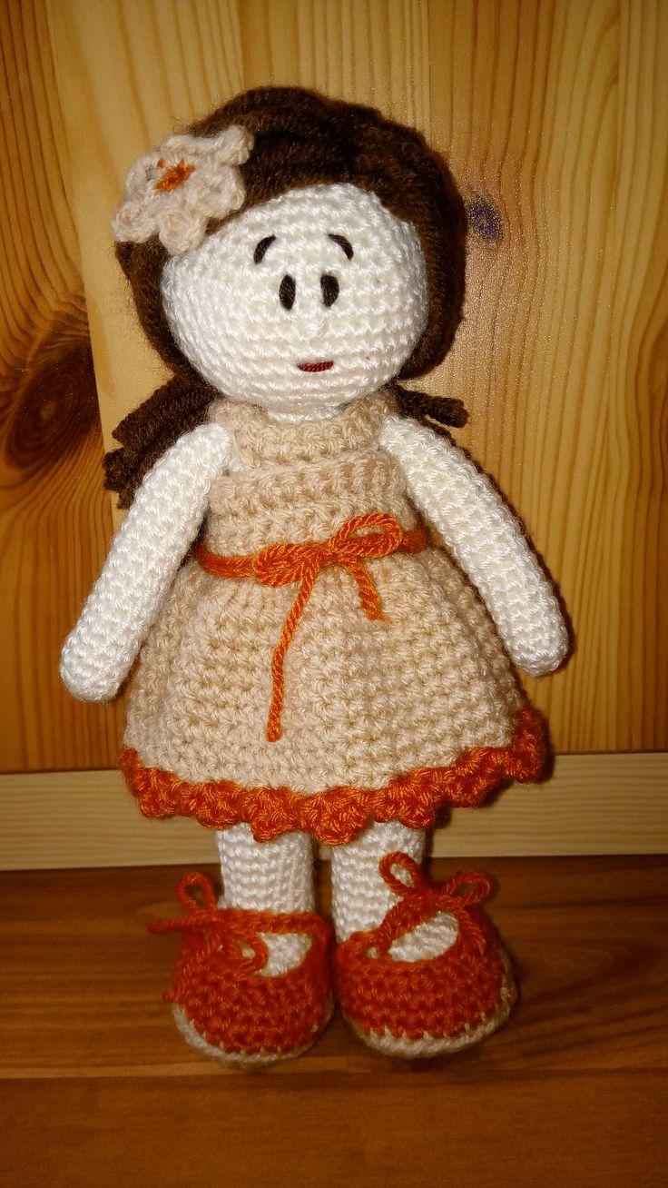 Doll - crochet