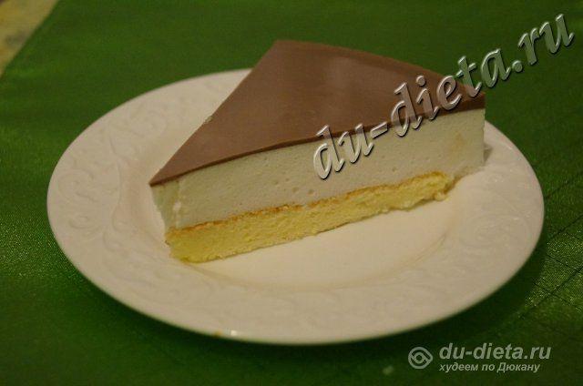 Торт Птичье молоко по Дюкану » ДЮ-диета: диета Дюкана
