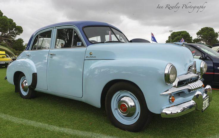 Fantastic restored FJ Holden