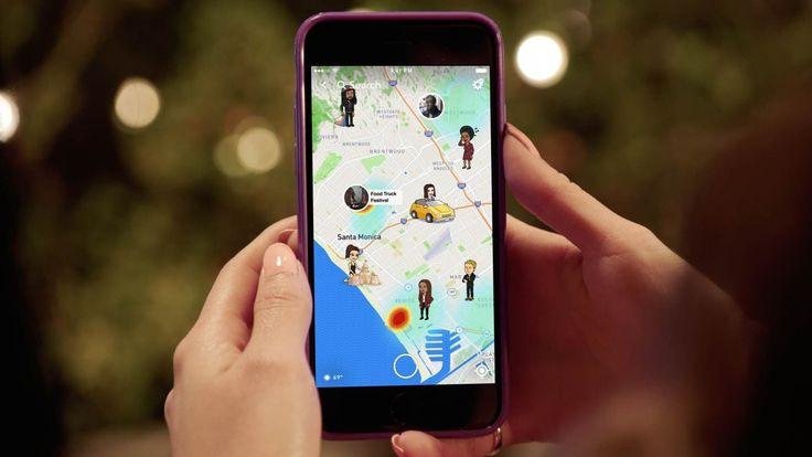 #TimBeta #TimBeta Jovens dos EUA trocam Facebook por Instagram e Snapchat, diz estudo #BetaLab #BetaLab